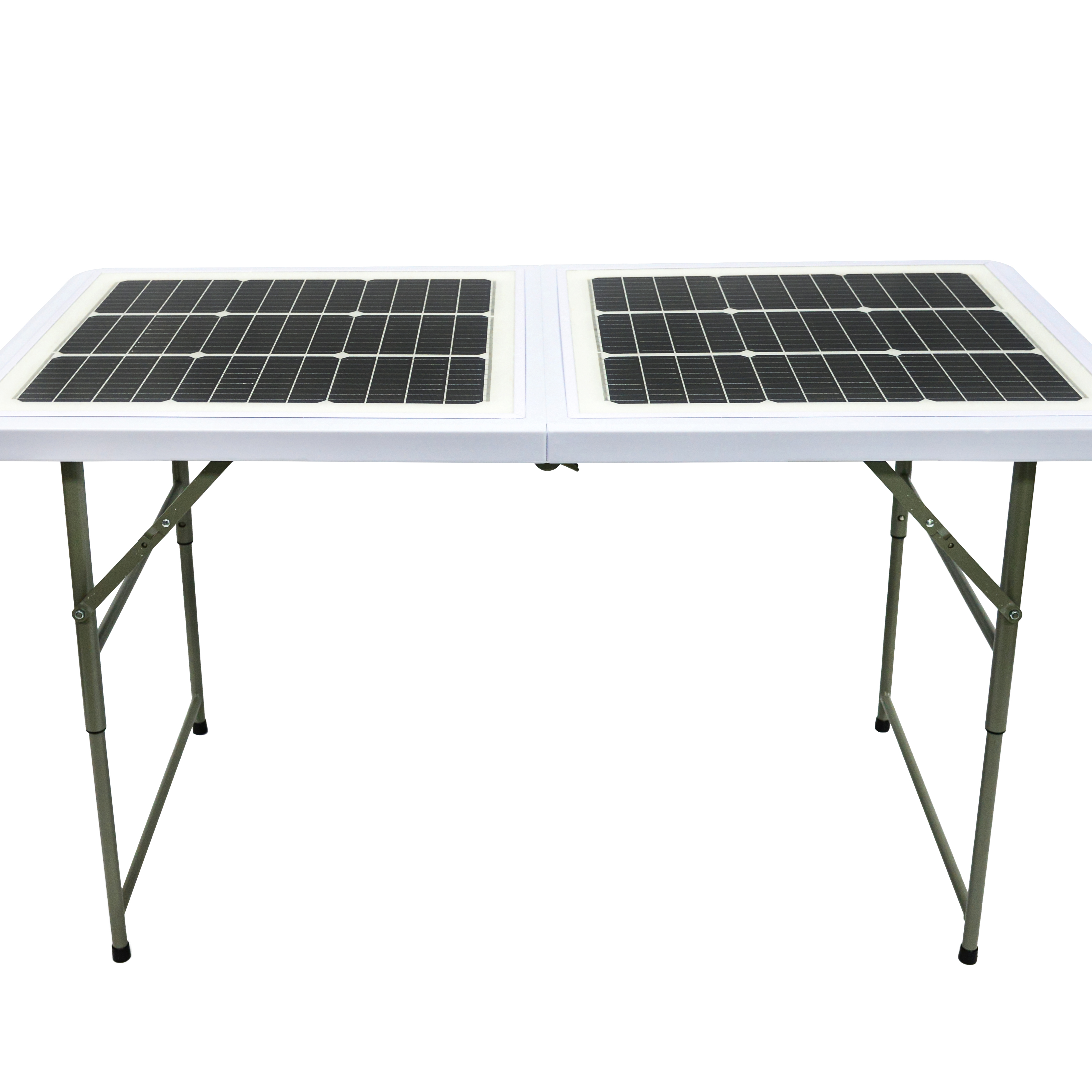 The Application of Folding Solar Table
