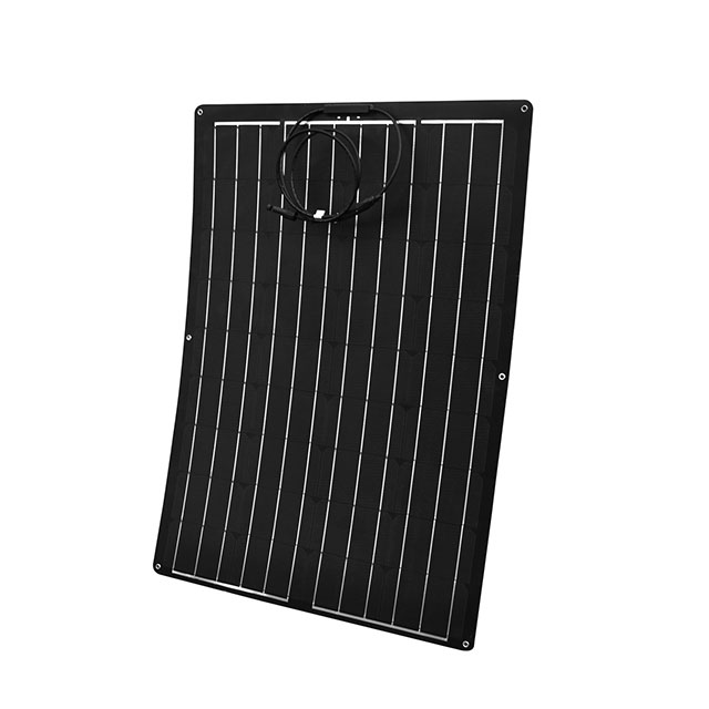 FP-100W18V Semi-flexible Solar Panel