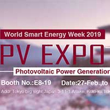 PV EXPO 2019 - World Smart Energy Week