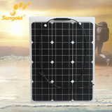 Lightweight Solar Panel-Easy to carry