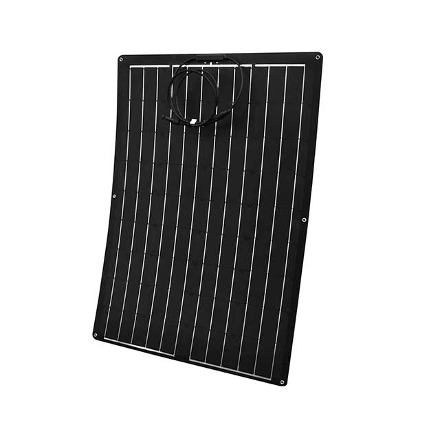 FP-80W18V Semi-flexible Solar Panel